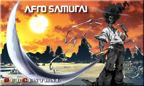 Afro Samurai S01