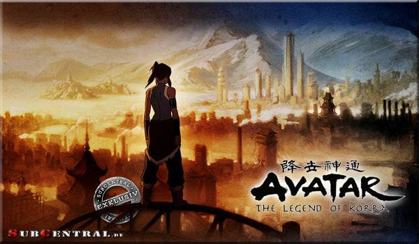 Avatar the legend of korra staffel 1 de subs 01 vo subs 12