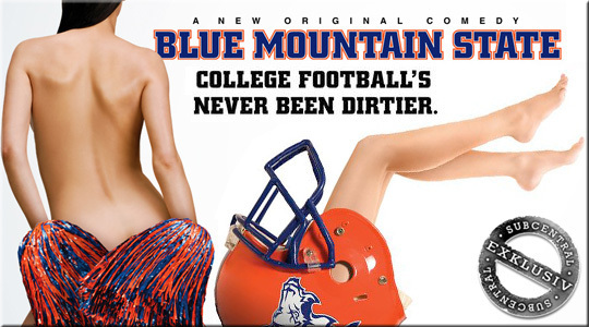 Es dreht sich alles um football an der blue mountain state university