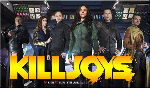 Subs Killjoys Staffel 3 Vo Subs 10 Komplett